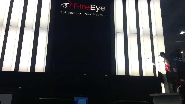 FireEye: Lancaster London 2012