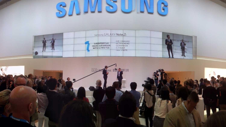 Samsung: IFA 2013, Berlin