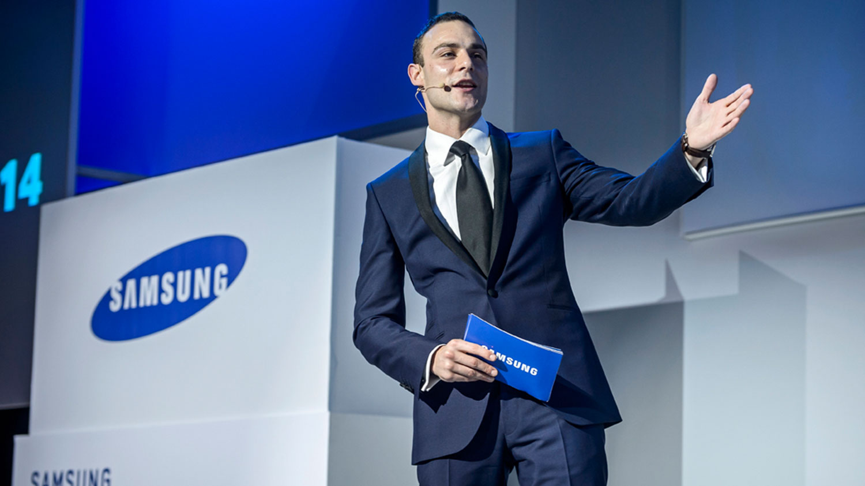 Samsung: MWC 2014, Barcelona